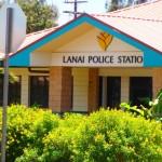 Lānaʻi Police Station. File photo by Wendy Osher.