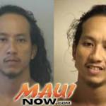 Domonic Deldotto. Photos courtesy Maui Police.