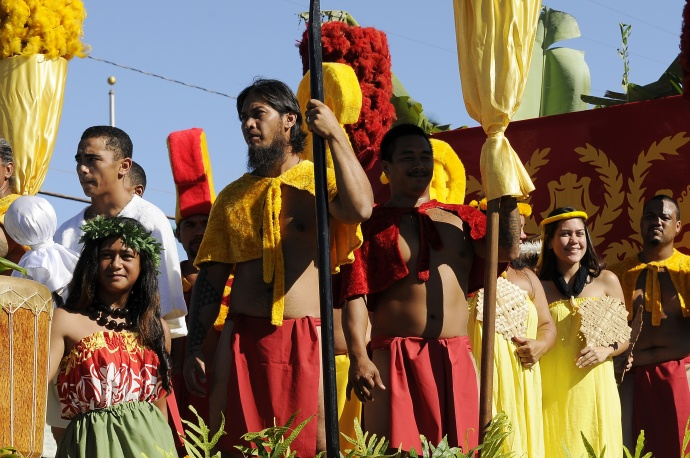 Festivals of Aloha, Maui. Photo Credit: Wayne Shinbara.