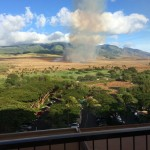 Crews Battle 10 Acre Brush Fire in Lahaina