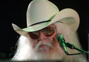 Leon Russell. Photo courtesy MACC.