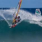 Aloha Classic at Ho'okipa yesterday / Image: Jimmie Hepp