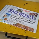 Maui Weekly. Photo by Wendy Osher.