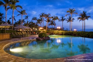 Photo courtesy of Destination Resorts Hawaii, the official management company for Wailea Beach Villas.