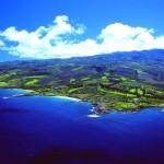 Kapalua Aerial. Courtesy photo, Kapalua Realty.