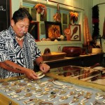 The Made in Maui County Festival will offer local artists like Kenneth Hiraoka of Hawaiian Carvings the opportunity to showcase his work to thousands of visitors and residents. Courtesy photo.