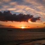 Kihei Sunset / Image: Asa Ellison