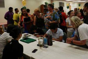 Ka Lima O Maui job fair. Courtesy photo, kalimaomaui.org.