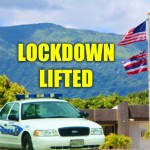 Lockdown lifted. Graphics by Wendy Osher.