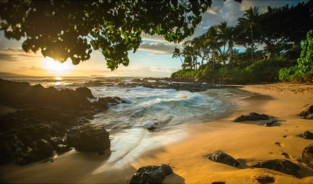 Mākena, file photo by Maui photographer Chris Archer, taken earlier this month.  If you have photos of news happening on Maui, or images that capture the essence of our island home, please message us here or send them to newsdesk@mauinow.com for us to share.