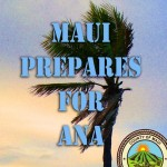 Maui prepares for Ana. Graphics by Wendy Osher.