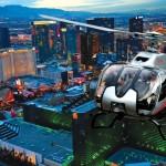 Maverick Helicopters over Las Vegas. Courtesy photo.