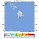 4.0 Earthquake Near Nā'ālehu on Hawai'i Island