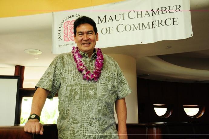 Paul Brewbaker. Photo courtesy Hawaiʻi Crop Improvement Association.