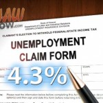 Maui County Unemployment Up Slightly to 4.3% in Sept.