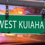 West Kuiaha Road. Graphic by Wendy Osher.
