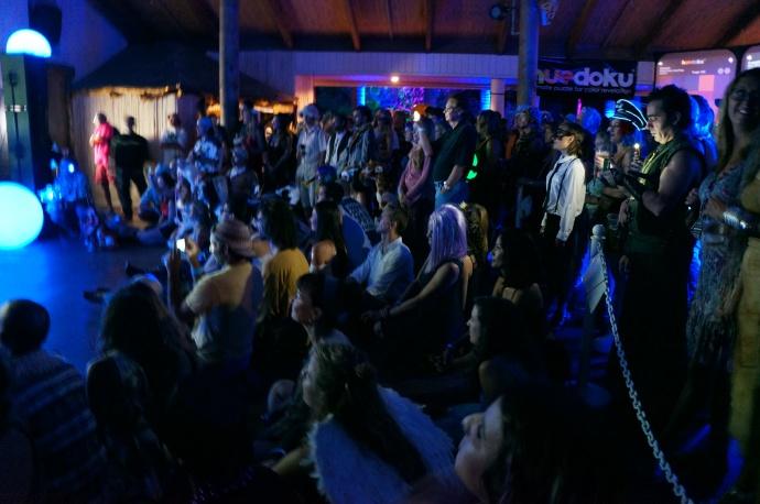 ArtCORE ELATION festival. Photo by Cassandra Hastu.