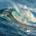 "Peahi ""Jaws"" File Photo from earlier this week / Image: Sophie Louca Fish Bowl Diaries"