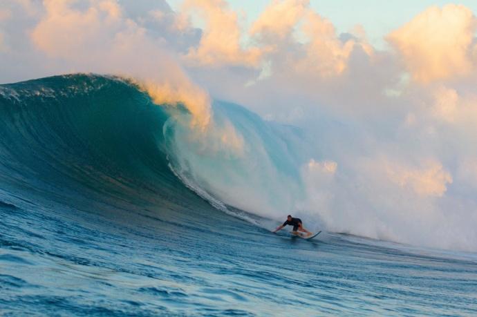 Pe'ahi Jaws 11/11/14 - Image: Gavin Shigesato