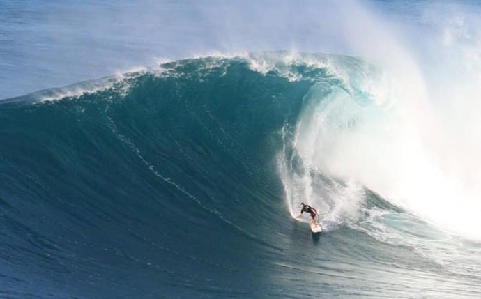 Pe'ahi Jaws 11/11/14 - Image: Christian Lees