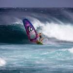 Ho'okipa wind surfing 11/20/14 / Image: Jimmie Hepp