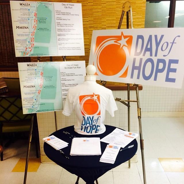 25th Annual Day of Hope, Nov. 15, 2014.  Courtesy photo.