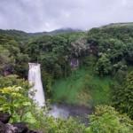 Makahiku Falls, Kipahulu / Image: Chris Archer