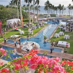 An event at the Grand Wailea. Courtesy image