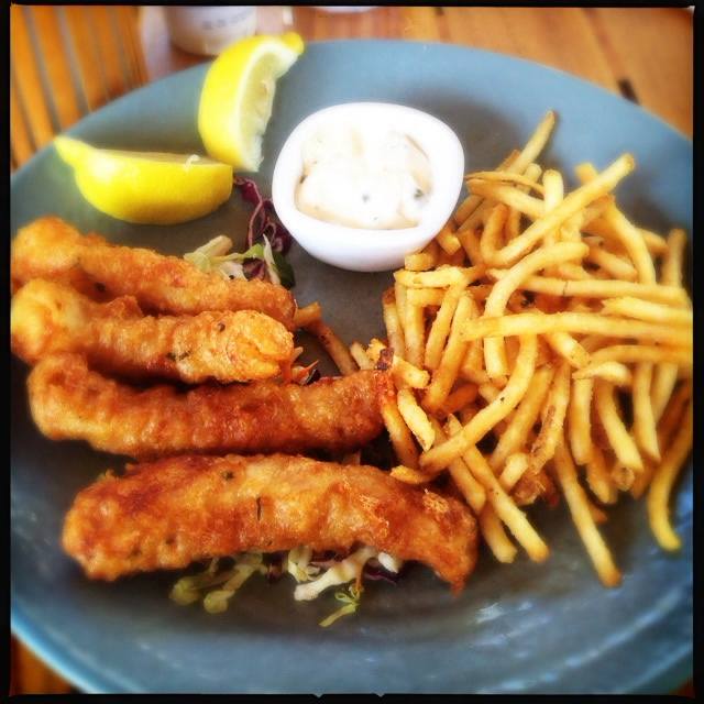 Fish and Chips. Photo by Vanessa Wolf
