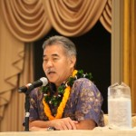 Ige Outlines Proposed Biennium Budget for 2015-2017
