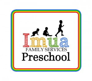 Imua Preschool logo.