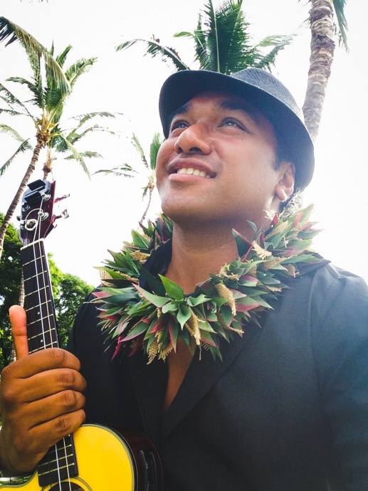 The 6th Annual Hāna Limu Festival features live music by Kaniala Masoe. Courtesy photo.