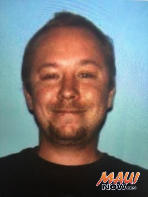 Ivan Karagianes, 30.  Photo courtesy Maui Police.