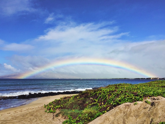 Kihei Rainbow / Image: Krissy Millar