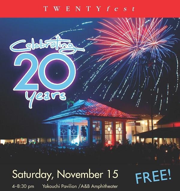 Maui Arts & Cultural Center celebrates 20 years.