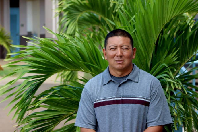 Richard Arase, Maui District teacher of the year from Maui Waena Intermediate school. Courtesy photo.