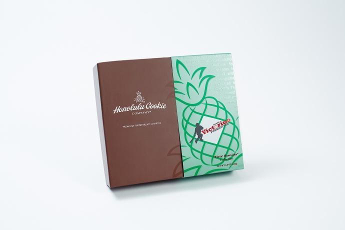 "Honolulu Cookie Company's new ""Flyin' Hawaiian"" Gift Box. Courtesy photo."