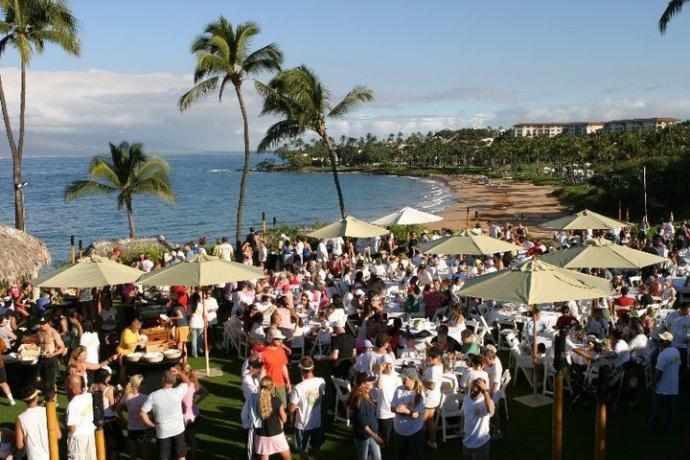 25th Annual Day of Hope, Nov. 15, 2014. Photo courtesy Four Seasons Resort Maui.