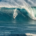 Featured Image: Sofie Louca @fish bowl diaries Pe'ahi yesterday.