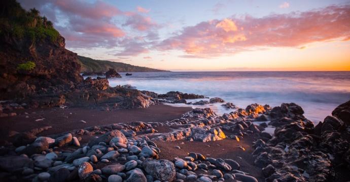 Image: Chris Archer - Kīpahulu Sunrise