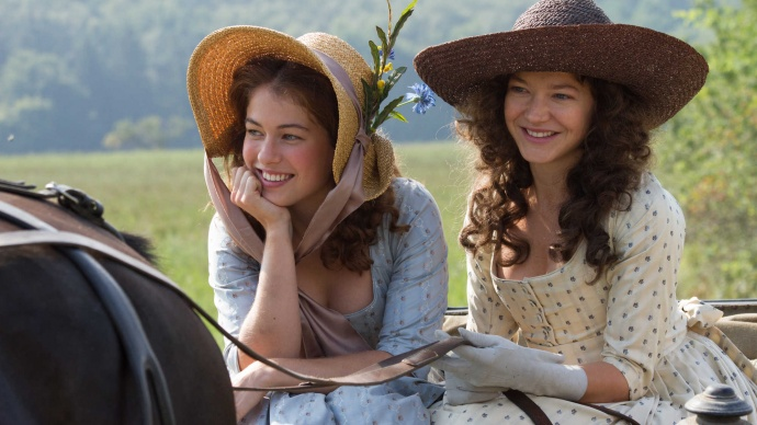 Germany's Oscar® submission BELOVED SISTERS is one of five FirstLight Foreign Language screenings. Courtesy photo.