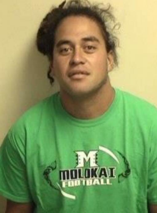 Albert DUDOIT Jr. Photo courtesy Maui Police.