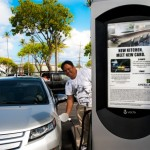 Volta Installs 2 Electric Vehicle Stations in Kahului