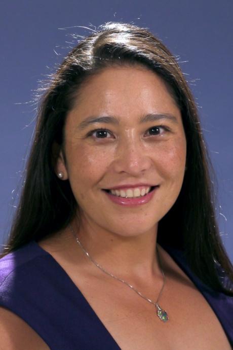 Catherine Awakuni Colon. Photo courtesy State of Hawaiʻi, Office of the Governor.
