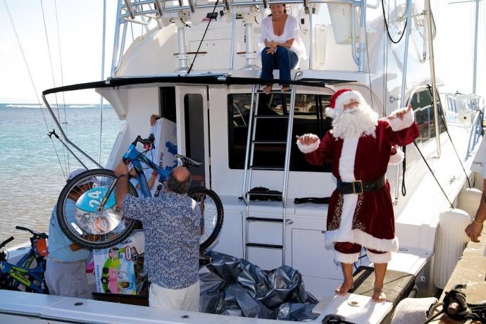 Project Give A Gift. Photo courtesy Maui Preparatory Academy.