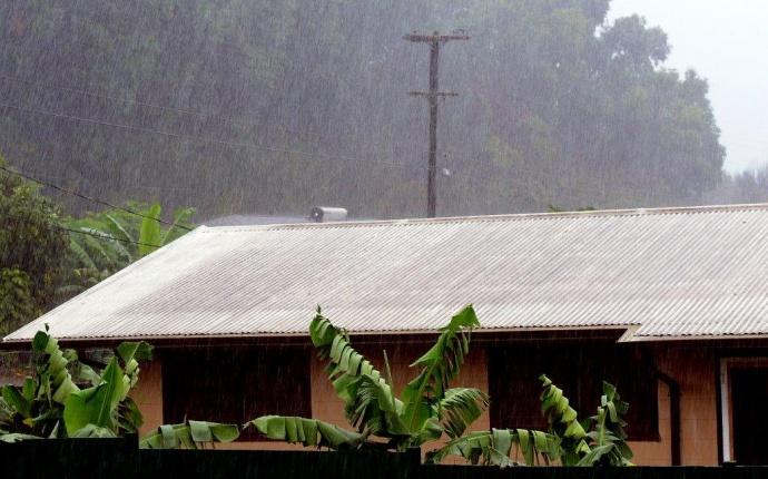 12/23/14 Rain in Happy Valley - Image: Bruce Wheeler
