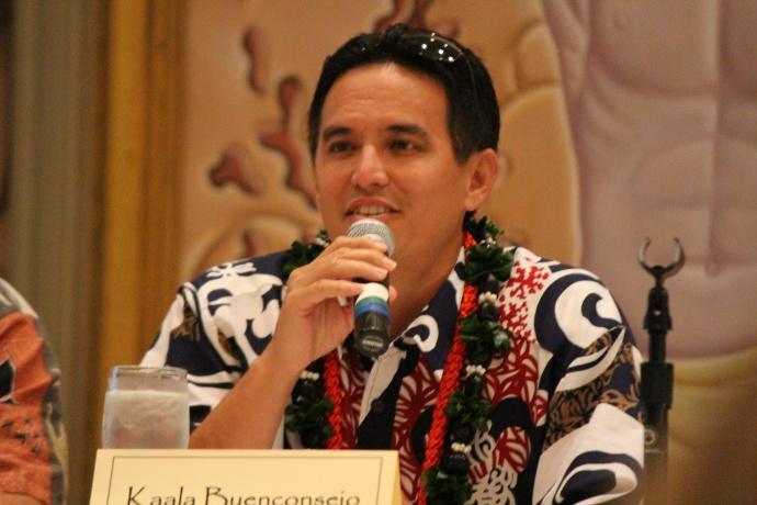 Kaʻala Buenconsejo. File photo by Wendy Osher.