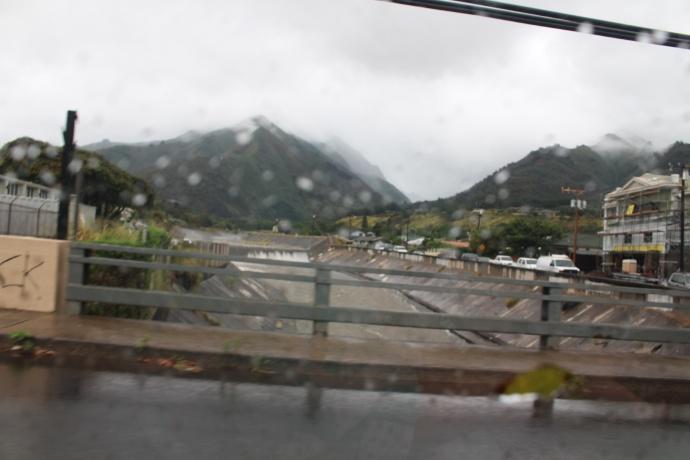 Wailuku (ʻĪao) River rain 12/23/14.