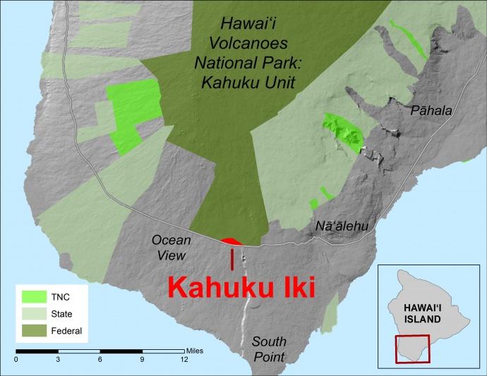 Kahuku_Iki_Map