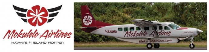 Mokulele Airlines Hawaii's #1 Island Hopper (PRNewsFoto/Mokulele Airlines)